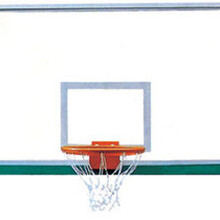 云南钢化篮板厂家价格图片
