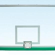 湖北钢化篮板供货商图片