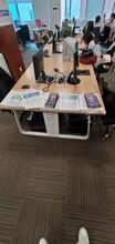 毕节课桌椅厂家图片