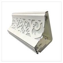 鋁合金發光頂角線代替石膏線條燈天花陰角裝飾照明客餐廳墻角包郵