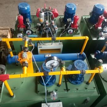 提升機液壓站安裝閘瓦的用途