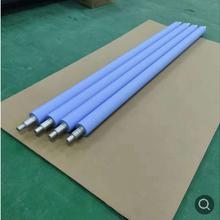 深圳極力液體硅膠除塵輥印刷膠輥機用粘塵輥圖片