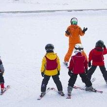 青少年滑雪冬令营滑雪的优势