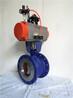 气动V型球阀,法兰铸钢球阀VQ647H-16C