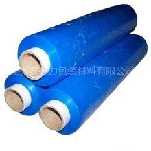 杭州蓝色缠绕膜批发价格