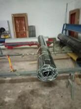 订制电动铝合金门供应商图片