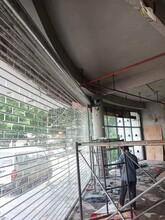 柳州订制电动水晶卷闸门生产厂家图片