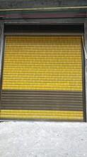 广西全自动电动双层铝合金卷闸门图片