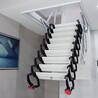 商南县伸缩电动楼梯提供安装一条龙服务