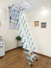 聊城市电动折叠隐形楼梯打造一线品牌图片