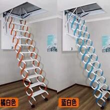 咸宁市别墅专用楼梯批发零售图片