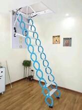 忻州伸缩楼梯提供安装一条龙服务图片