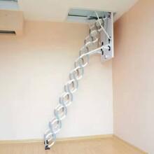 三門峽閣樓伸縮樓梯新鄉市生產廠家圖片