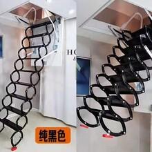 扬州市电动阁楼楼梯厂家报价单图片