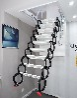 电动阁楼楼梯价格