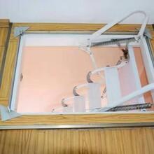 河北張家口宣化區室外折疊樓梯室外電動伸縮樓梯圖片