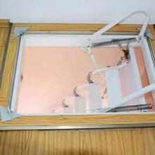 河北张东森游戏主管口宣化区室外折叠楼梯室外电动伸缩楼梯图片