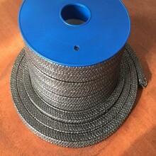 四氟盤根純液盤根應用介質參數圖片