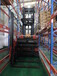 襄樊窄巷道货架供应窄通道货架直销襄樊优质货架厂