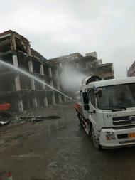 杭州淳安洒水车人工降雨绿化喷洒工地降尘杭州洒水车出租