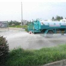 蕭山北干出租灑水車降塵綠化噴灑人工降雨拍戲圖片