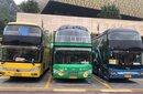 进口全新48座市际牌旅游大巴服务周到深圳旅游大巴租赁图片