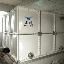 玻璃钢水箱厂家装配式玻璃钢水箱玻璃钢消防水箱
