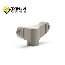 TANJAT58厂家直销螺母型机翼旋钮不锈钢食品设备旋钮工业设备把手