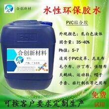 pvc贴合胶-水性环保胶水图片