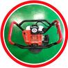 小身材大作用土层汽油背包式钻机手持式背包装机