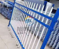 热销热镀锌护栏学校小区别墅安全防护隔离栅栏