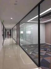 珠海市固定玻璃隔断批发价格图片