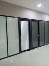 荔湾销售固定玻璃隔断图片