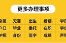 一手代办涉外公证认证出生无犯罪亲属关系翻译公证图片