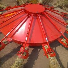 风火轮扫路机-牵引式扫路机、折叠式扫路机厂家直销图片