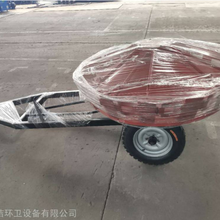 陕西牵引式扫路机、风火轮扫地机厂家直销量大从优图片