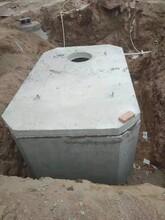 方形水泥检查井厂家图片