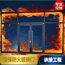厂家直销防火玻璃、玻璃防火门、防火窗、水晶硅防火玻璃图片