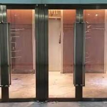 哈爾濱防火玻璃門不銹鋼防火玻璃門圖片