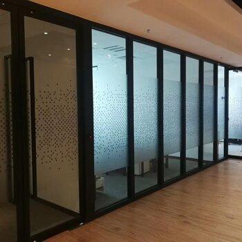 淄博防火玻璃門地彈簧防火玻璃門