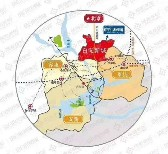 白溝京雄世貿港項目位置首付只有20萬圖片4