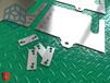 多層復合鋁板多層復合鋼板找中地腳調整墊片、墊塊、墊圈、不銹鋼圓墊