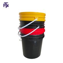 山东塑料桶涂料桶防冻液桶选济南福泰祥塑业图片