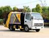 甘肅蘭州12方后裝壓縮式垃圾車價格