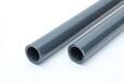 上海武峰塑料給水管DN50灰色2寸直徑60mmPVC管