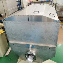 超众渔业水产养殖大型不锈钢微滤机鱼虾粪便过滤器图片