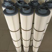 天然气聚结分离滤芯、天燃气滤芯、不锈钢气体滤芯图片
