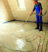 广西水泥自流平地坪工程图片