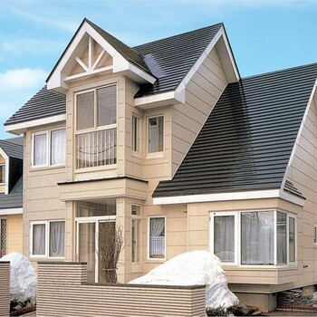 想建房就选轻钢别墅