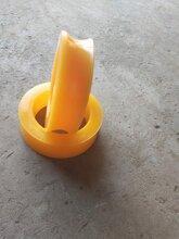 乾冠聚氨酯輪襯,新余耐用猴車托繩輪襯套質量可靠